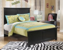 Maribel - Black 3 Piece Bed Set (Full)