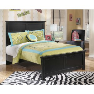 Ashley Furniture Maribel - Black 3 Piece Bed Set (Full)