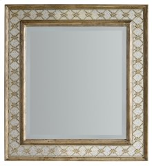 Bedroom Sanctuary Rectangle Mirror
