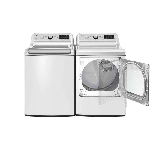 5.8 CU.FT Top Load Washer With Turbowash®