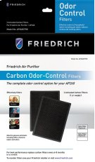 Carbon Odor Control Filter AP260CFRK Product Image