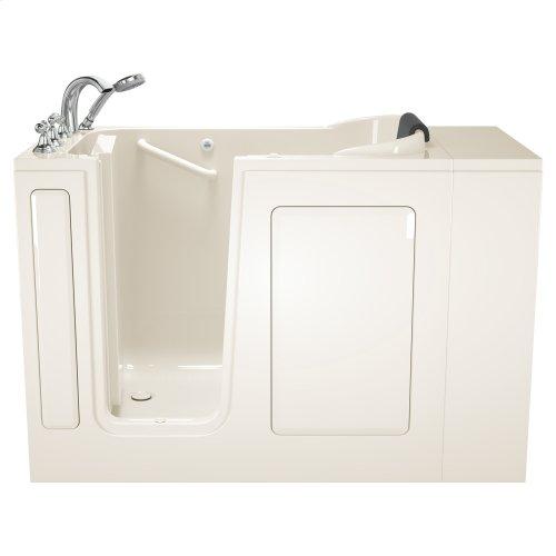 Premium Series  28x48-inch Walk-in Tub  Air Spa  Left Drain  American Standard - Linen