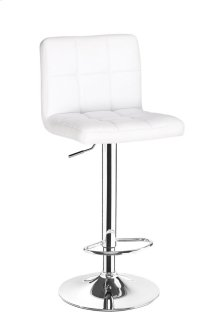 Ennis White Bar Stool