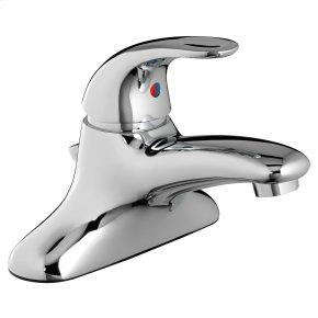 Monterrey Single Control Centerset Faucet - Polished Chrome