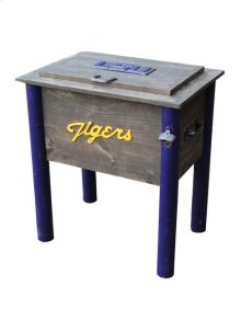 54QT. LSU TIGERS COOLER