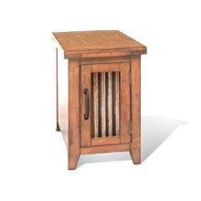 Mossy Oak Chair Side Table