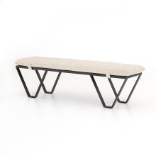 Perin Oatmeal Cover Darrow Bench