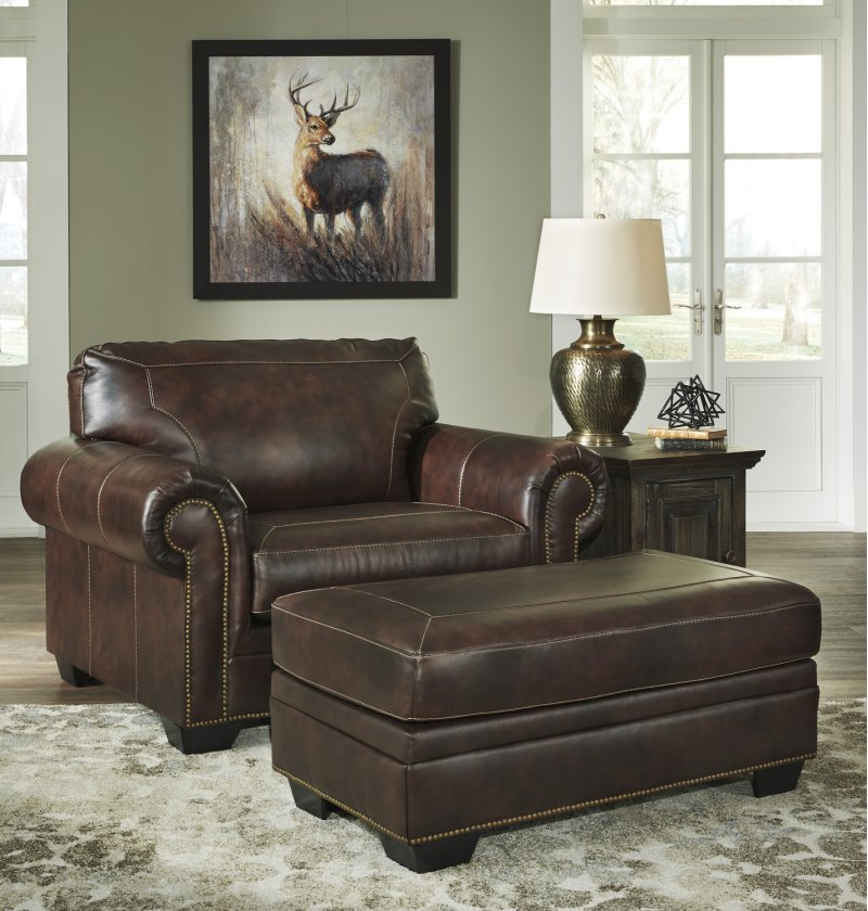 5870223 In By Ashley Furniture In San Antonio Tx Chair And A Half