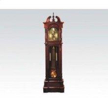 Dark Walnut Grandfather Clock