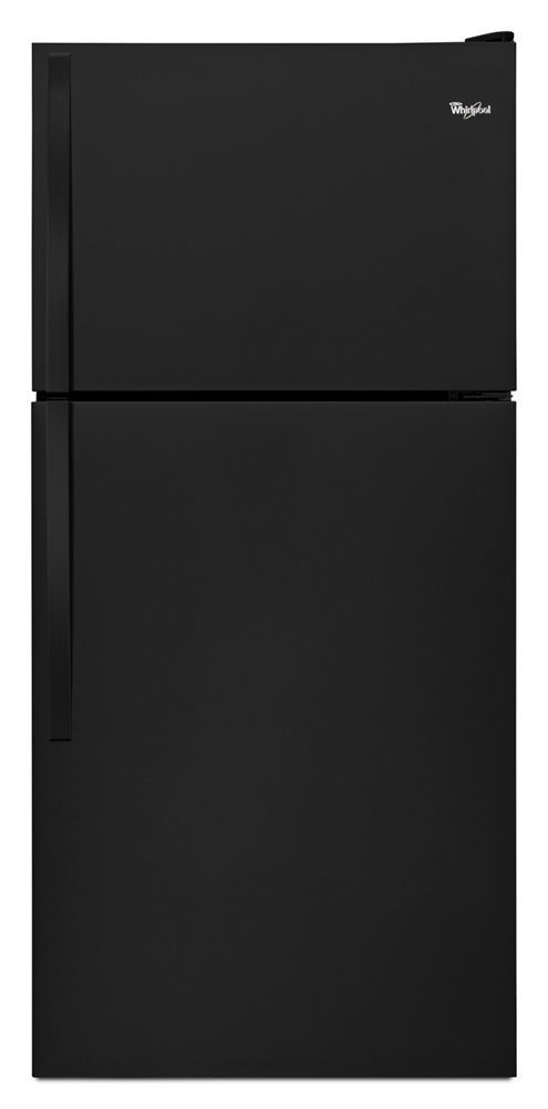 Whirlpool30-Inch Wide Top Freezer Refrigerator - 18 Cu. Ft.
