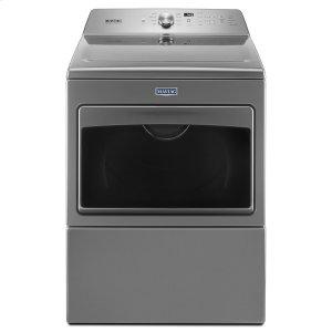 MaytagLarge Capacity Electric Dryer with IntelliDry® Sensor - 7.4 cu. ft. Metallic Slate