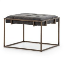 Ebony Cover Oxford End Table
