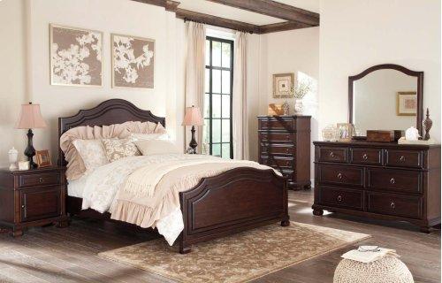 Ashley 4-Piece King Panel Bedroom Set