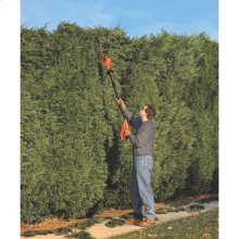 20V MAX* Lithium Pole Hedge Trimmer