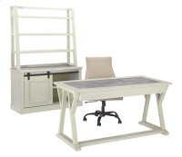 Home Office Large Leg Desk Product Image