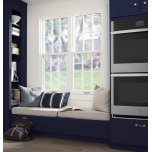"""GE ®30"""" Smart Built-In Self-Clean Convection Double Wall Oven with Never Scrub Racks"""