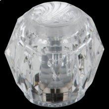 Clear Knob Handle Kit