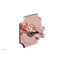 "MARVELLE 3/4"" Mini Thermostatic Shower Trim 4-475 - Polished Copper"