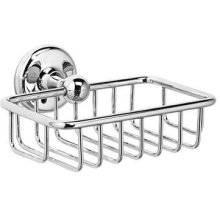 Satin Nickel (us15) Soap basket