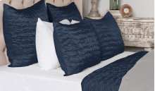 Aura Quilt Collection - Indigo