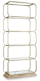 Home Office Melange Carter Metal Etagere Product Image
