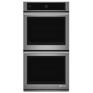 "Jenn-AirEuro-Style 27"" Double Wall Oven with MultiMode® Convection System Stainless Steel"