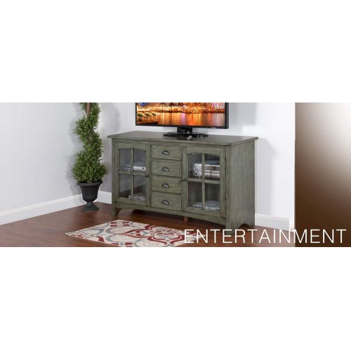 "Elements 64"" TV Console"