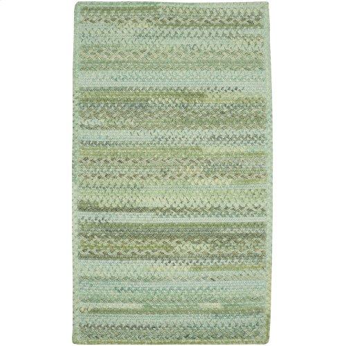 Bayview Sage Braided Rugs (Custom)