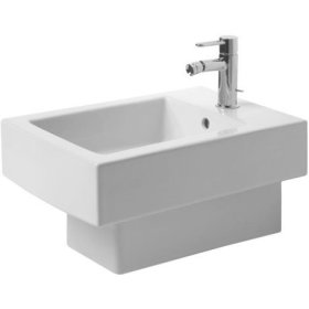 Bidet Wall-mounted, White