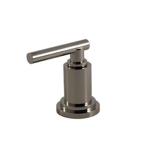 Wall Mount Volume Control in Polished Nickel