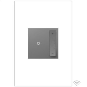 sofTap Wi-Fi Ready Remote Dimmer, Magnesium