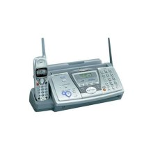 Plain Paper Fax with 2.4GHz Cordless Phone, Digital Answering System and a full roll of film