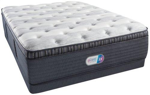 BeautyRest - Platinum - Haddock Meadow - Plush - Pillow Top - Cal King