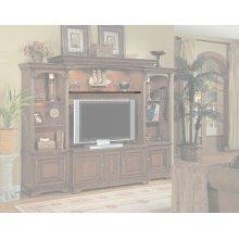 Home Entertainment Brookhaven Shelf