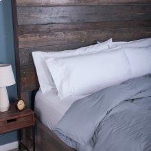 Posturepedic Down Alternative Color Comforter - Grey - Oversized Queen