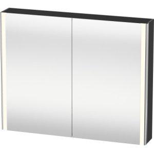 Mirror Cabinet, Graphite Matt (decor)