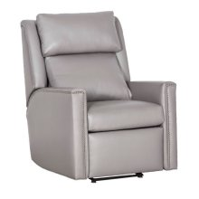 Manual Push Back Zero Wall Recliner