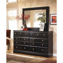 Shay - Almost Black 2 Piece Bedroom Set
