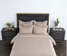 Harlow Natural Queen Duvet 92x90 Product Image
