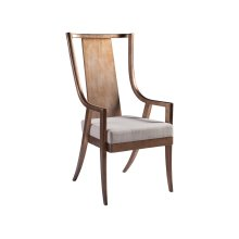 Sirocco Slat Back Arm Chair