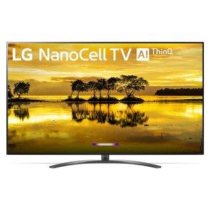 LG AppliancesLG Nano 9 Series 4K 75 inch Class Smart UHD NanoCell TV w/ AI ThinQ(R) (74.5'' Diag)