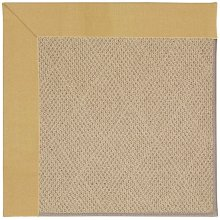 Creative Concepts-Cane Wicker Canvas Wheat Machine Tufted Rugs