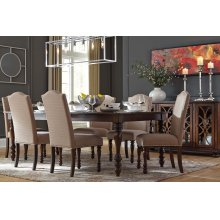 Baxenburg - Brown 6 Piece Dining Room Set