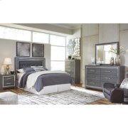 Lodanna - Gray 3 Piece Bed Set (Queen) Product Image