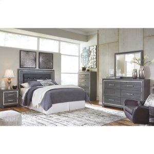 Ashley Furniture Lodanna - Gray 3 Piece Bed Set (Queen)