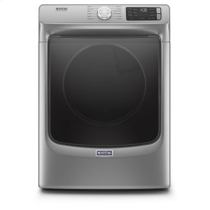 Front Load Electric Dryer with Extra Power and Quick Dry Cycle - 7.3 cu. ft. Metallic Slate -