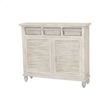 Entry Cabinets with Baskets