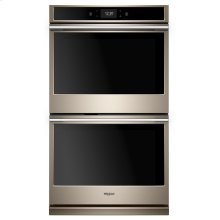 10.0 cu. ft. Smart Double Wall Oven with True Convection Cooking