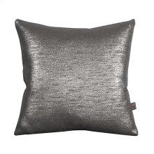 """16"""" x 16"""" Pillow Glam Zinc"""