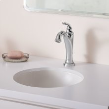 Patience Single Handle Bathroom Faucet  American Standard - Polished Chrome